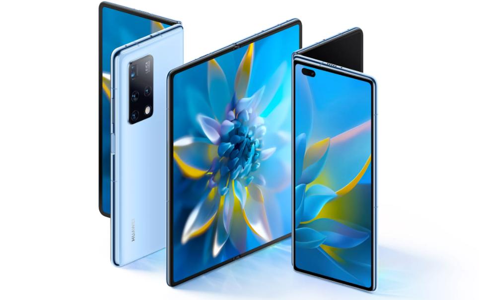 Huawei Mate X2 Render
