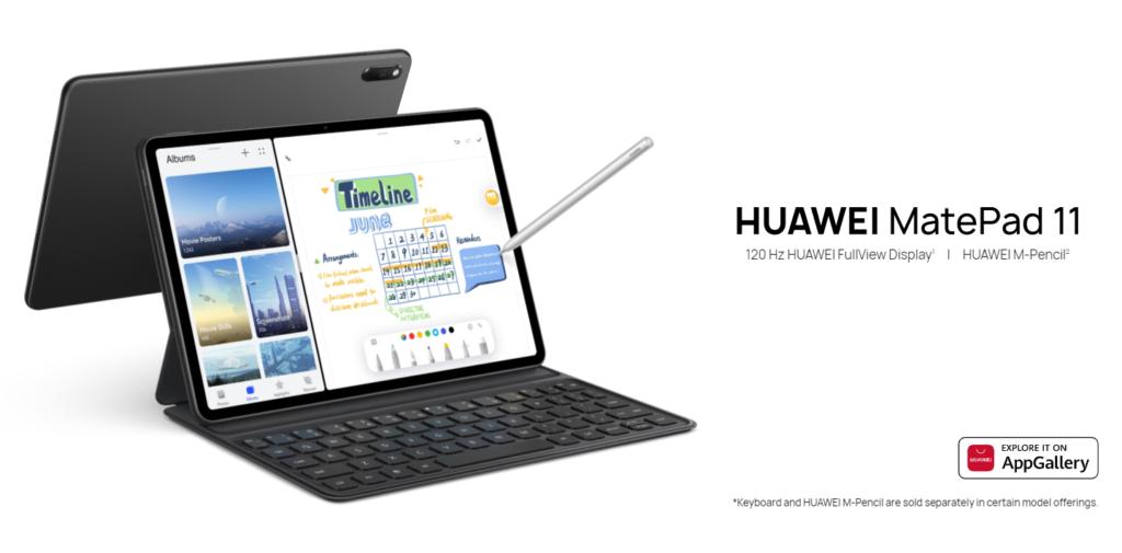 Huawei MatePad 11 Promo Poster