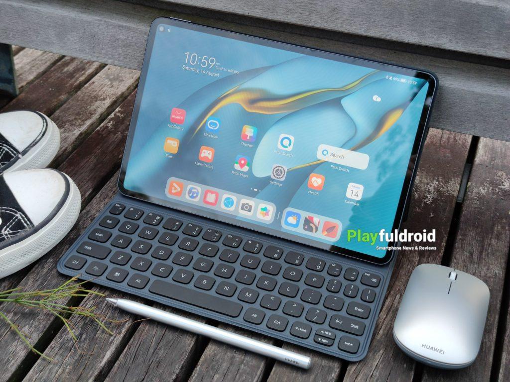 Huawei MatePad Pro 10.8 (2021) Photo -1