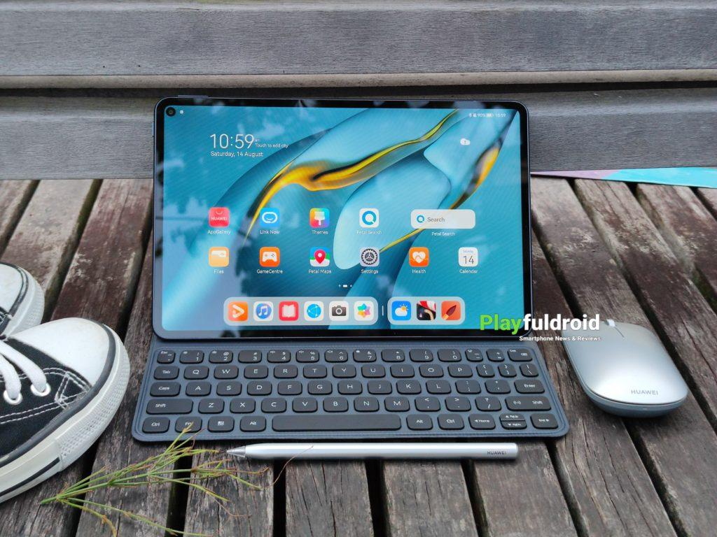 Huawei MatePad Pro 10.8 (2021) Photo -9