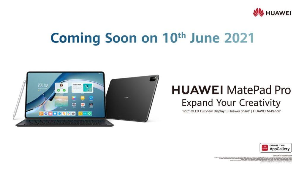 Huawei MatePad Pro Malaysia Launch
