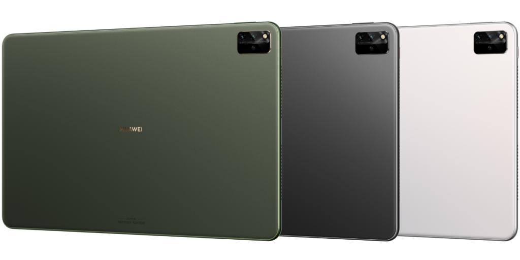 Huawei MatePad Pro Render -2