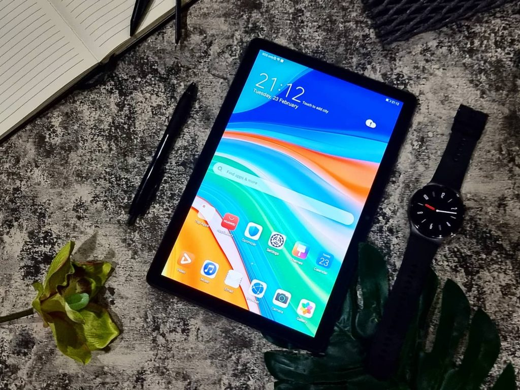 Huawei MatePad T10s Front Design -1