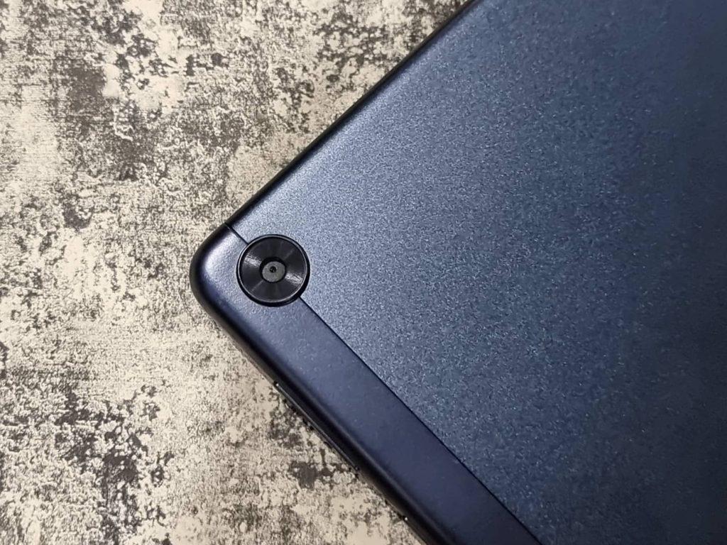 Huawei MatePad T10s Rear Camera Design