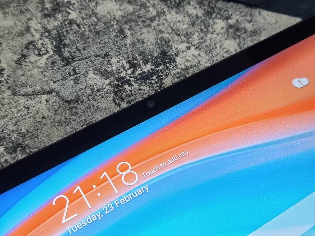 Huawei MatePad T10s Selfie Camera
