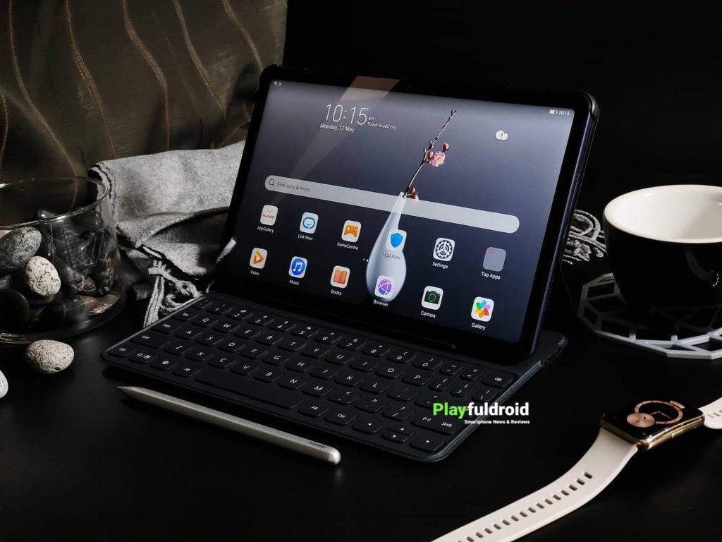 Huawei MatePad With Magnetic Keyboard