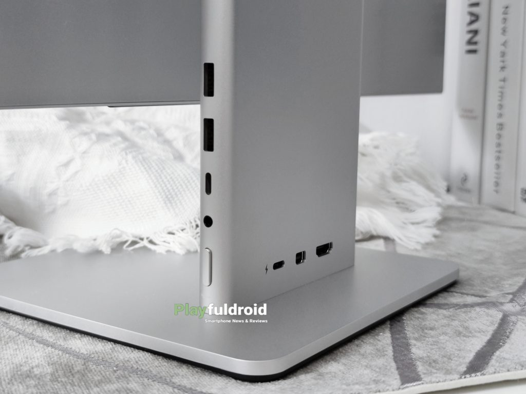 Huawei MateView Connection Ports