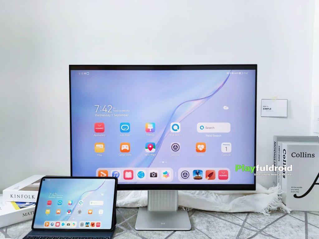 Huawei MateView Monitor Design -3