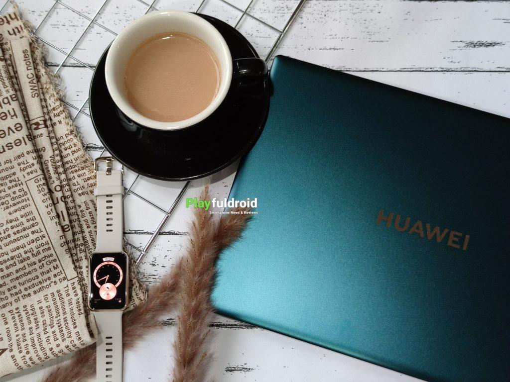 Huawei Matebook X Pro Design -1