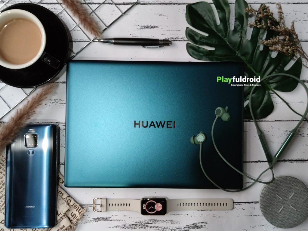 Huawei Matebook X Pro Design -2