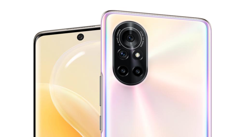 Huawei Nova 8 Render -3