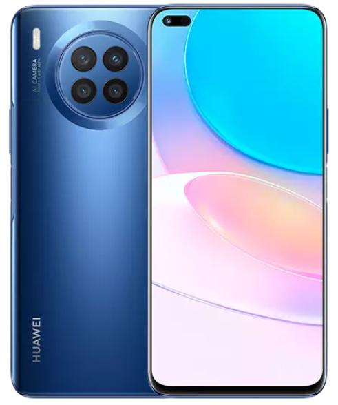 Huawei Nova 8i Render -4
