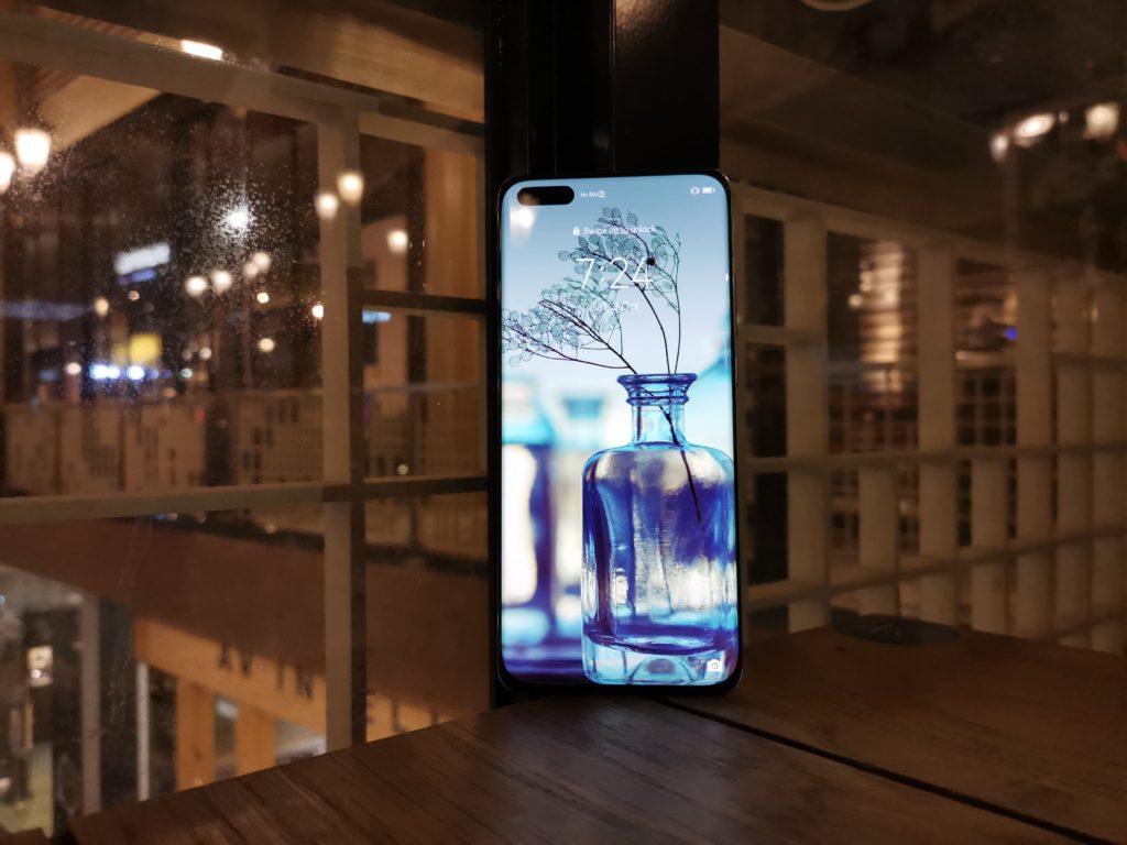Huawei P40 Pro Plus Front Design