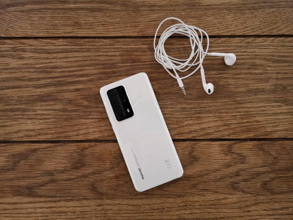 Huawei P40 Pro Plus Rear Design