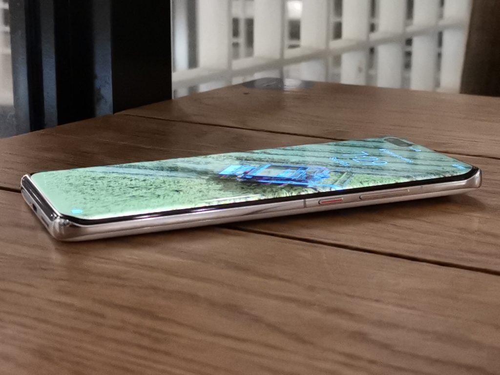 Huawei P40 Pro Plus Side Profile