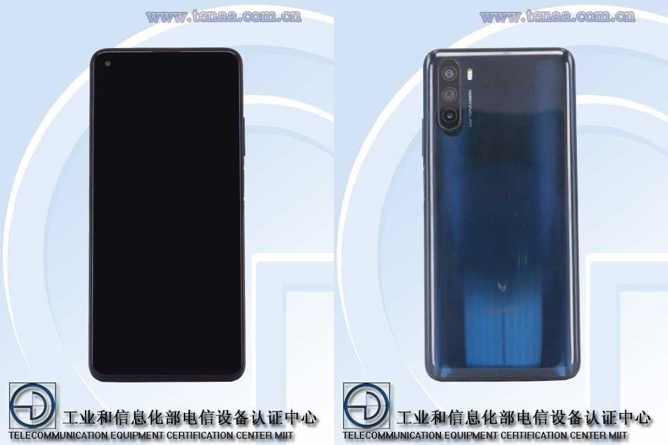 Huawei TNN-AN00 TENAA Enjoy 20s