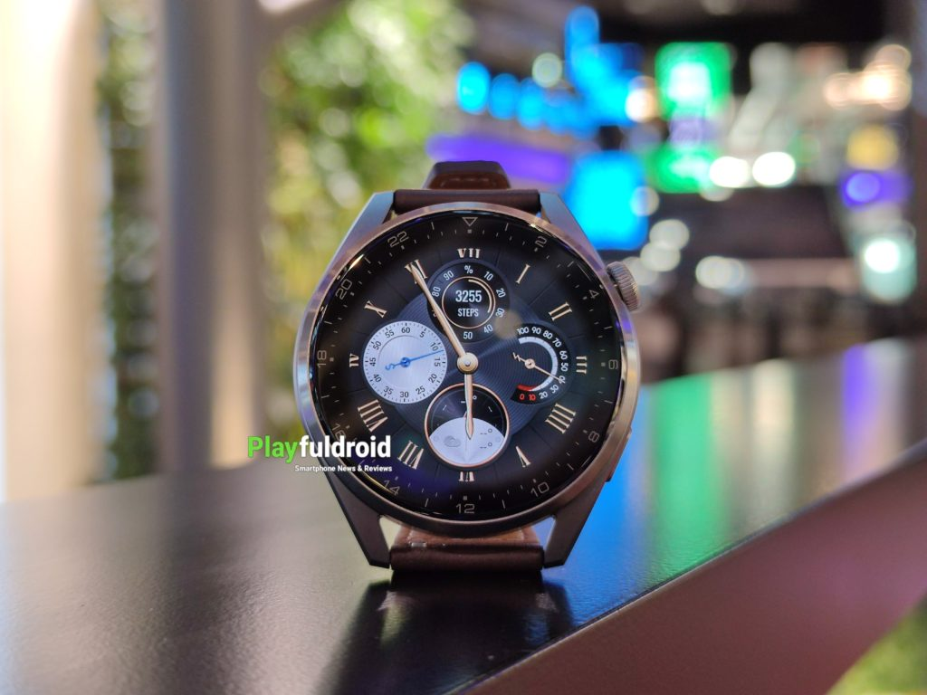 Huawei Watch 3 Pro Front Design -1