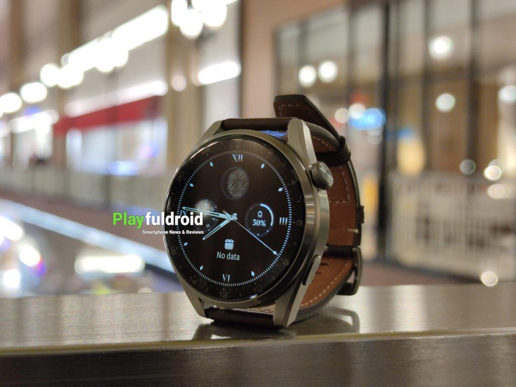 Huawei Watch 3 Pro Front Design -2
