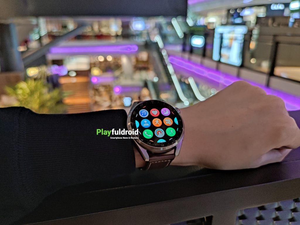 Huawei Watch 3 Pro HarmonyOS