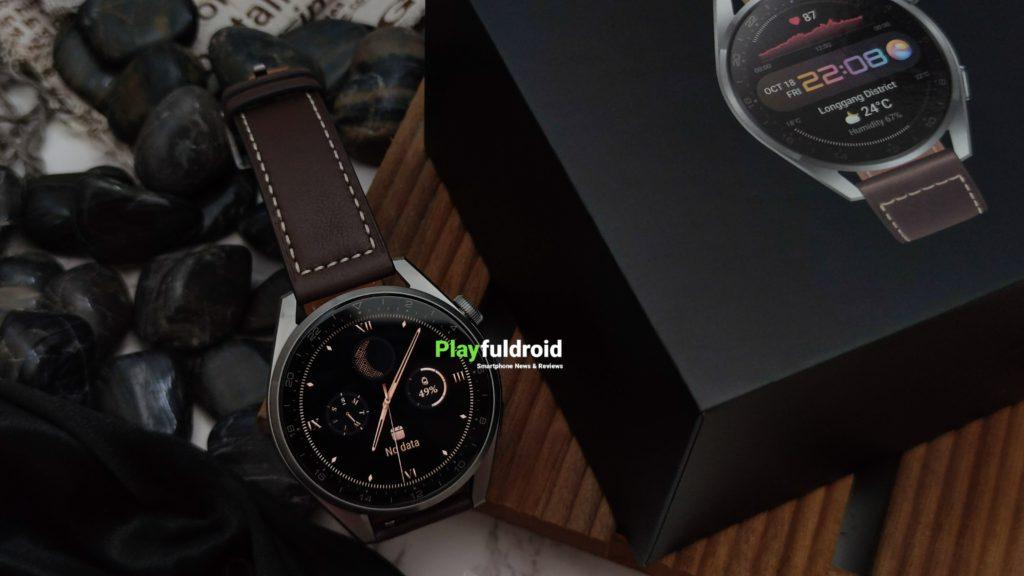 Huawei Watch 3 Pro Image -1