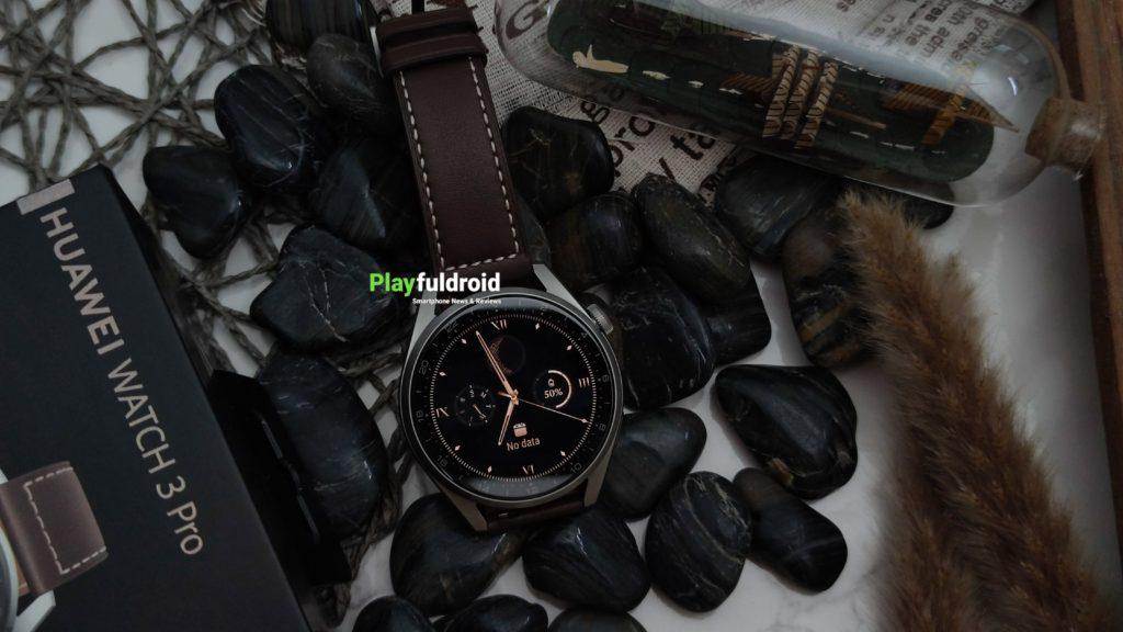 Huawei Watch 3 Pro Image -2