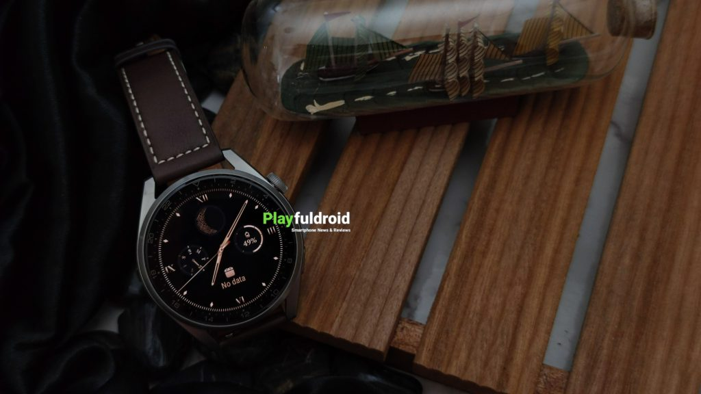 Huawei Watch 3 Pro Image -4