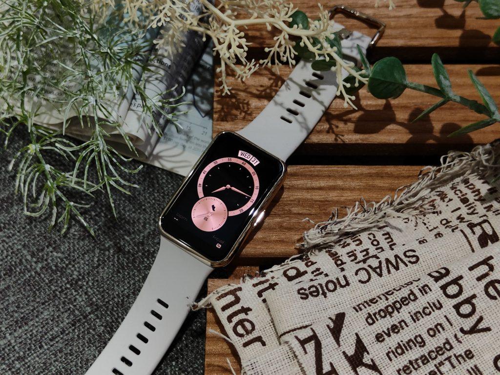 Huawei Watch Fit Elegant Edition Design -2