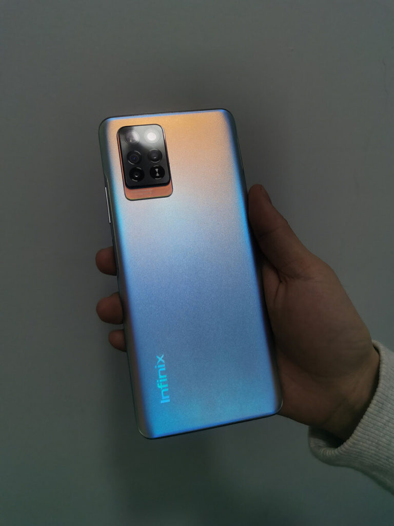 Infinix Note 10 Pro Leaked -1