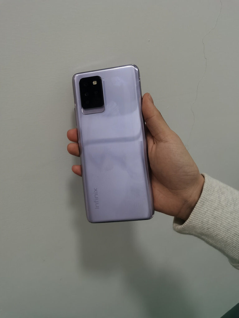 Infinix Note 10 Pro Leaked -2