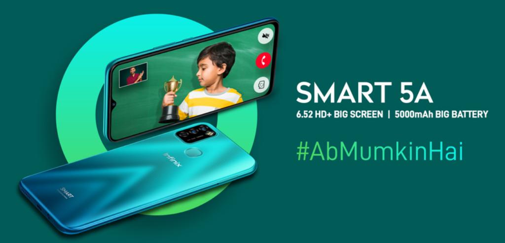 Infinix Smart 5A Render -1