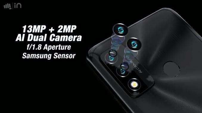 Micromax In 2b Camera Specs