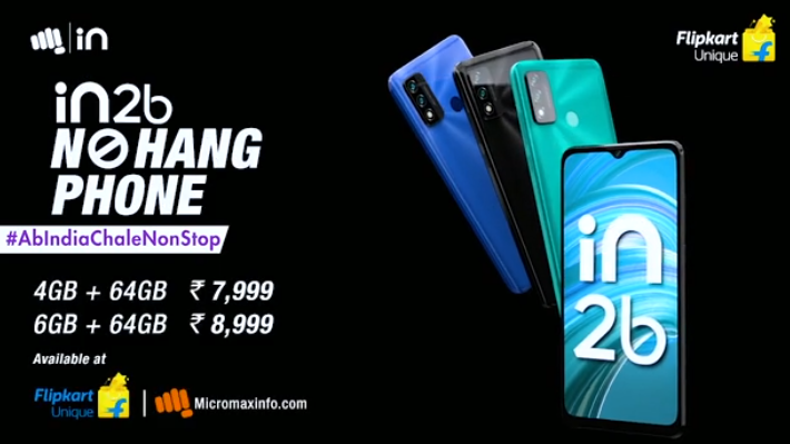 Micromax In 2b Pricing