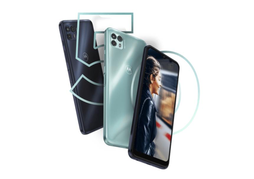 Motorola G50 5G Render -3