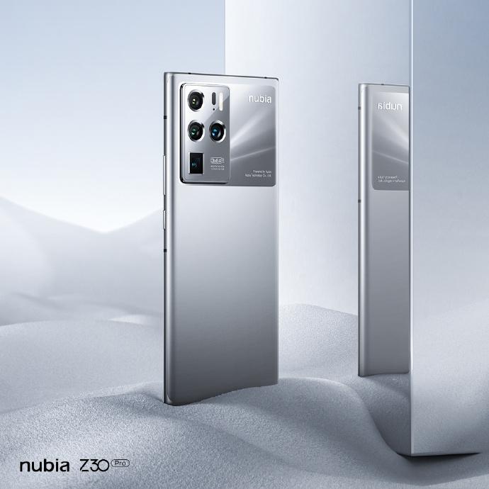 Nubia Z30 Pro Render -3