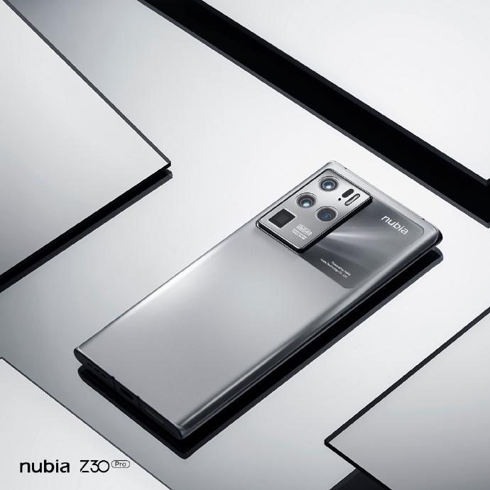 Nubia Z30 Pro Render -4