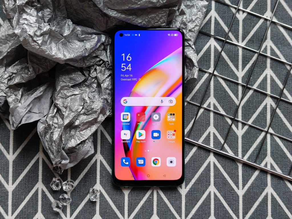 OPPO A94 Front Design -1