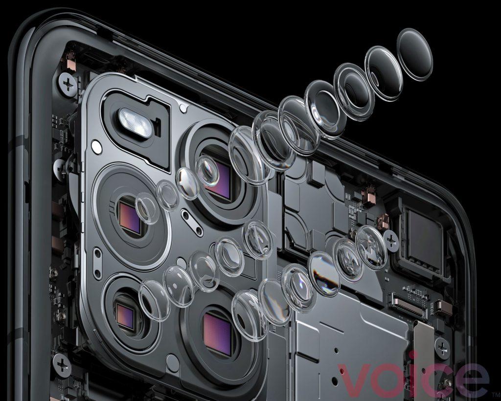 OPPO Find X3 Pro Camera System