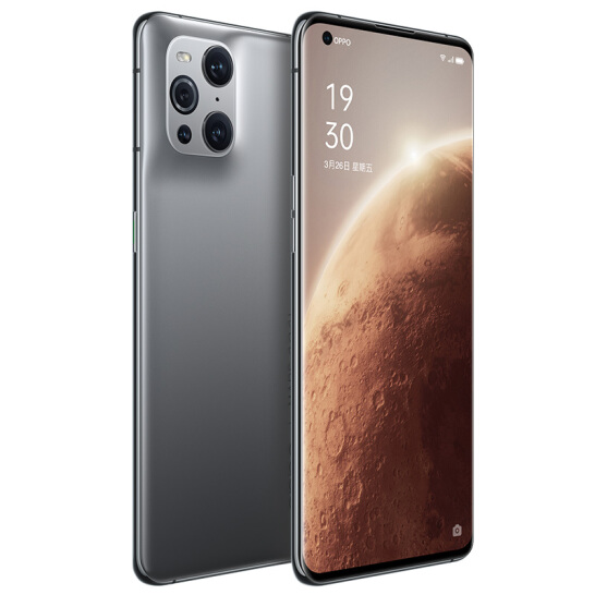 OPPO Find X3 Pro Mars Exploration Edition -3