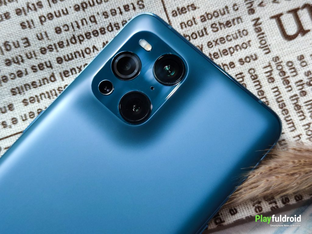 OPPO Find X3 Pro Rear Camera Design -1