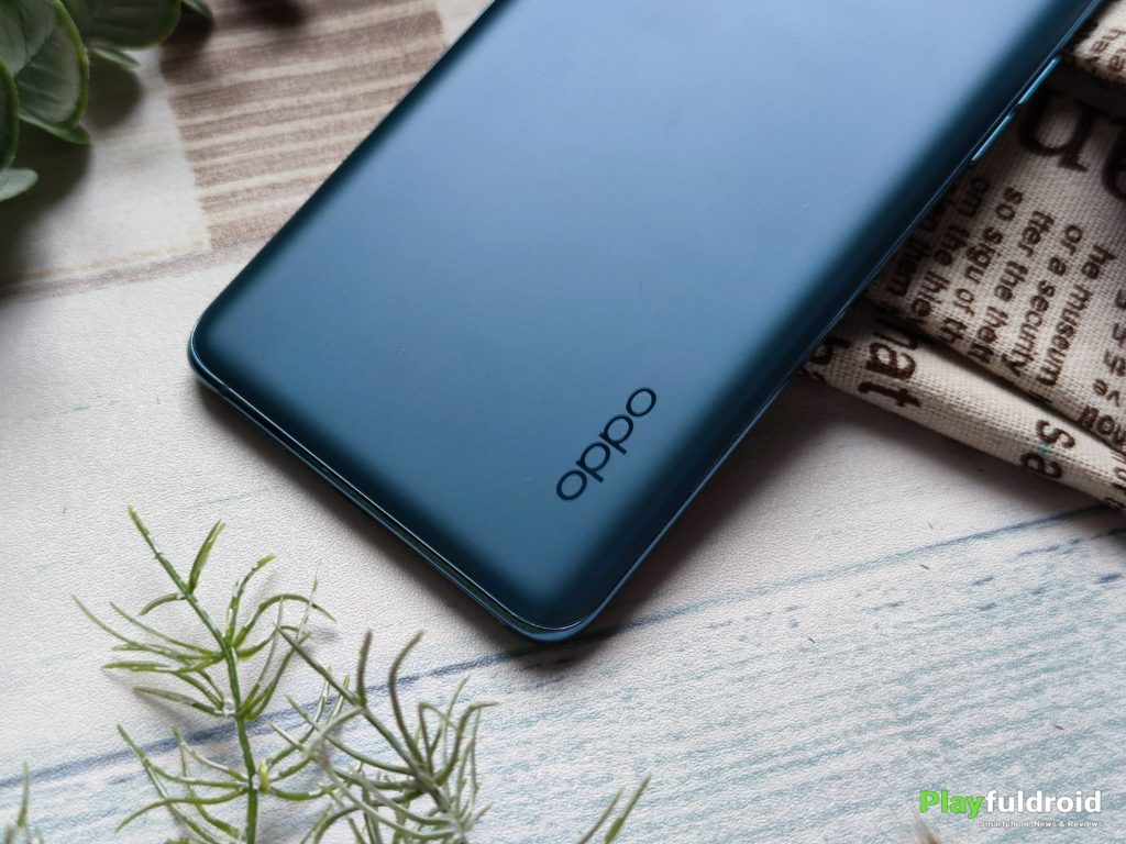 OPPO Find X3 Pro Rear Design -7