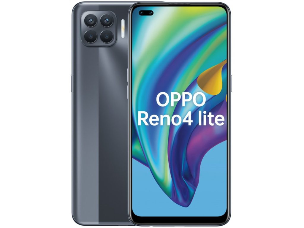 OPPO Reno4 Lite Black