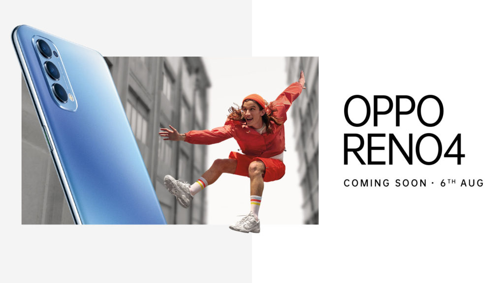 OPPO Reno4 Series Indonesia Launch