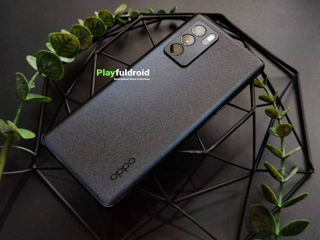 OPPO Reno6 Pro 5G Photo -2