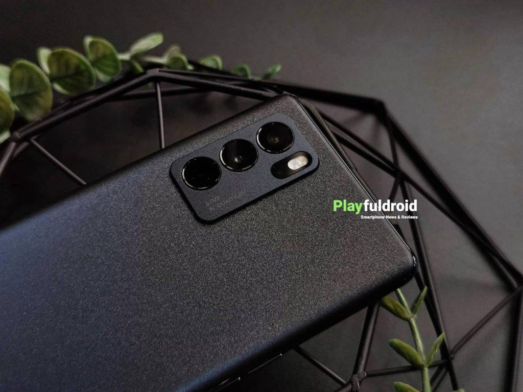 OPPO Reno6 Pro 5G Photo -3