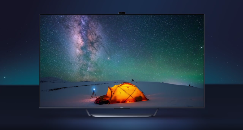 OPPO TV official render