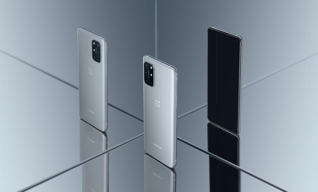 OnePlus 8T Lunar Silver