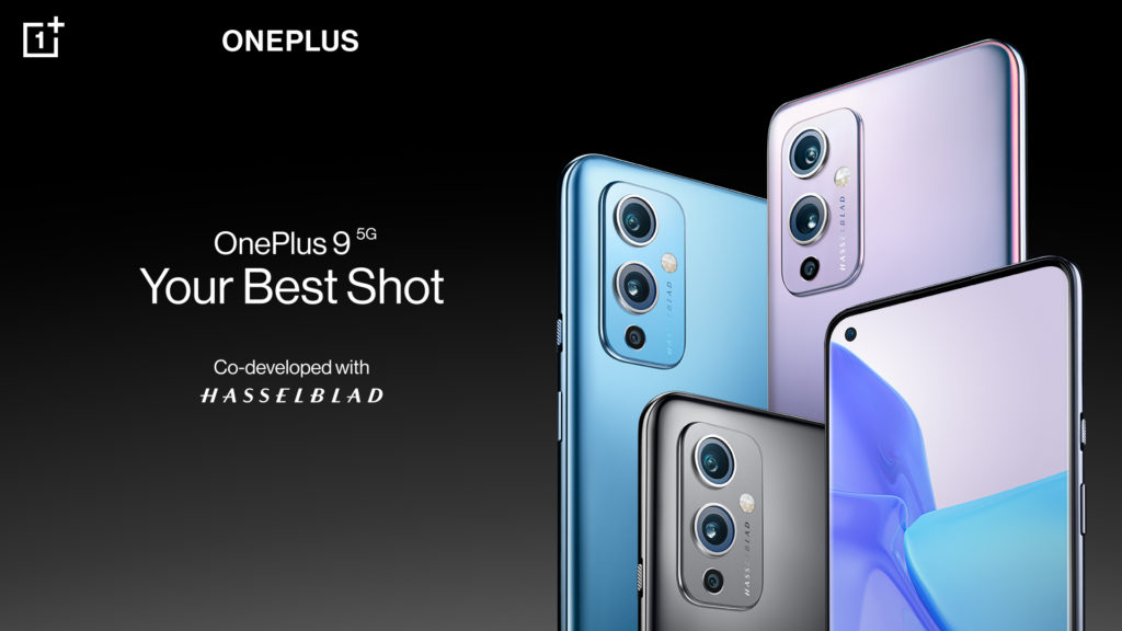OnePlus 9 Color Options