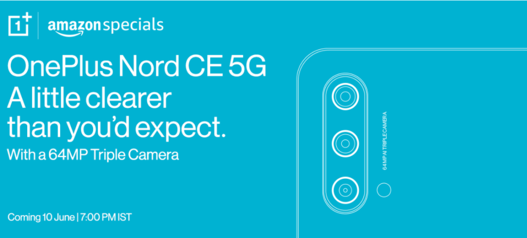 OnePlus Nord CE 5G Teaser -1