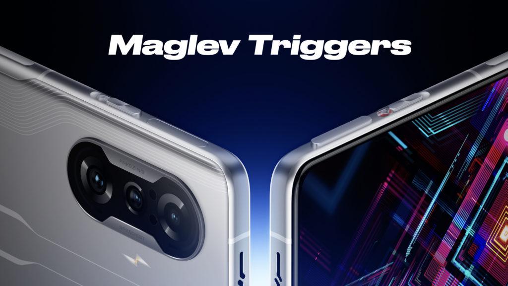 POCO F3 GT Maglev Triggers