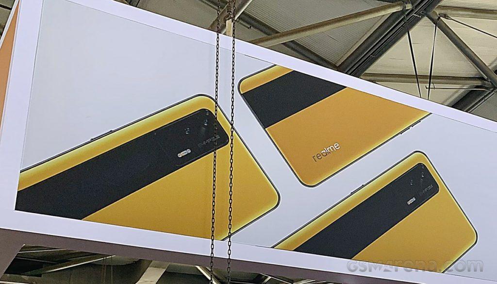 Realme GT 5G Promo Banner